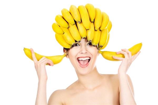 Натуральные фруктовые маски для волос