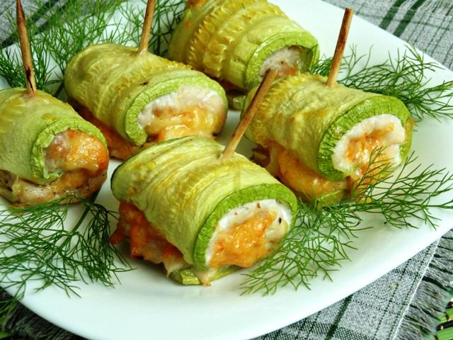 Рецепты с кабачков в духовке 74
